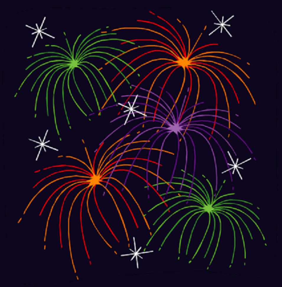 Fireworks animation clip - photo#3