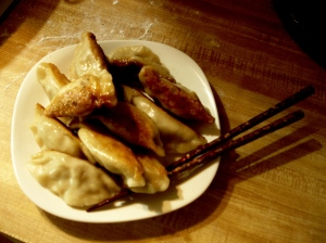 Pot Stickers!