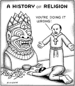 History-of-religion