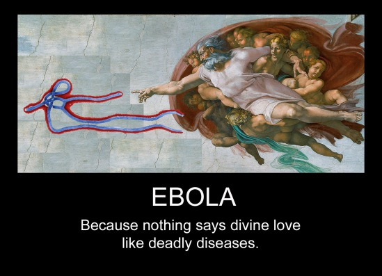 ebola and god copy