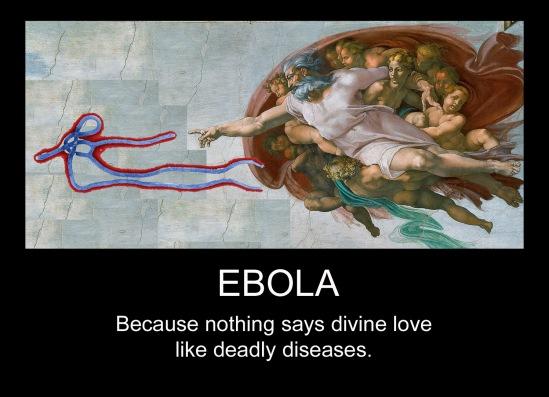 ebola and god copy