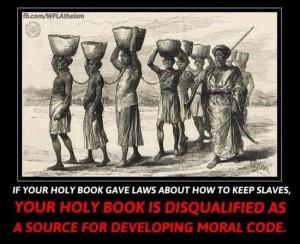 slavery bible