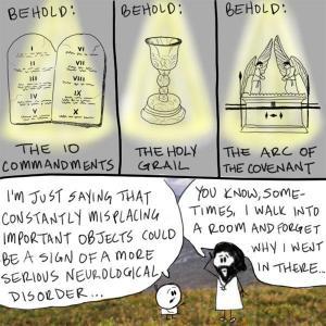 God-Getting-Forgetful