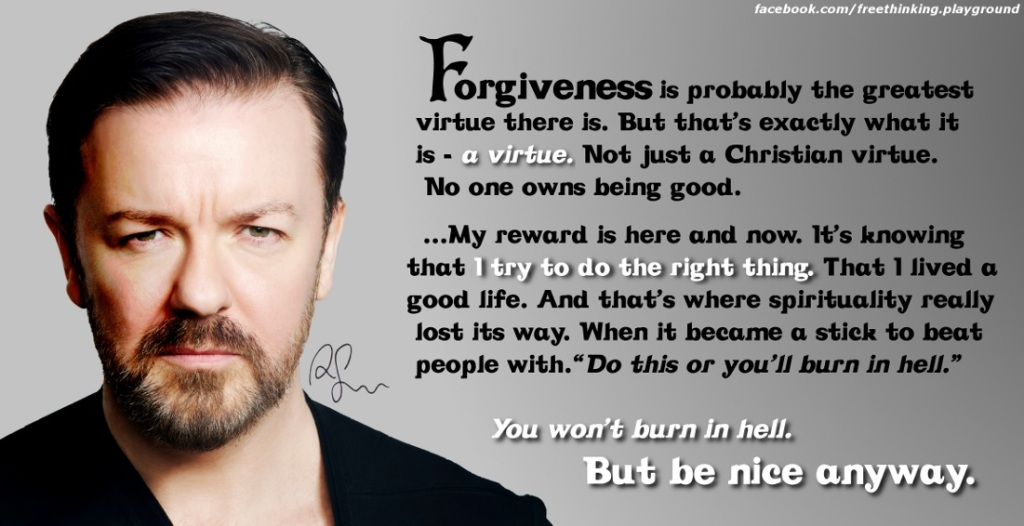 gervais hell