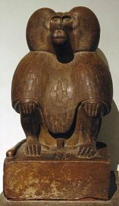 baboon 1400 BCE