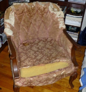 front-preupholstery
